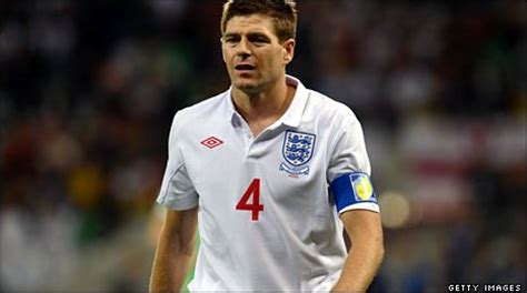 english captain bbc sport football world cup 2010 gerrard wants more fighting spirit