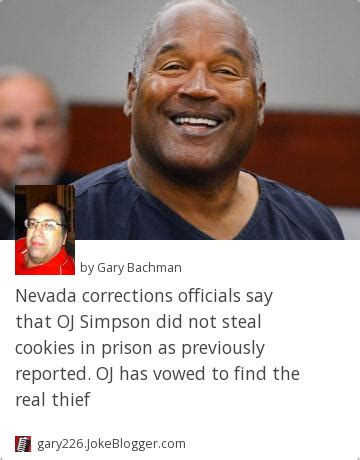 joke nevada corrections officials   oj simpson