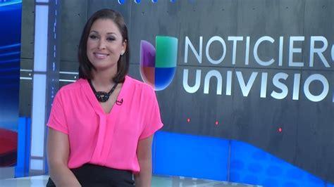 noticias sobre dinero univisioncom univision conociendo a aranxta loizaga el nuevo rostro de noticiero