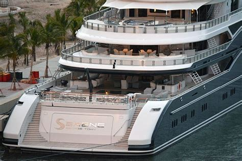 yacht serene layout serene yacht in miami serene yacht yuri scheffler