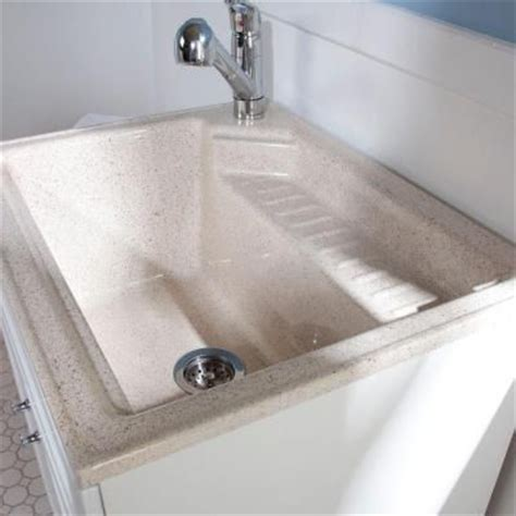 glacier bay utility sink glacier bay all in one 27 in colorpoint premium laundry