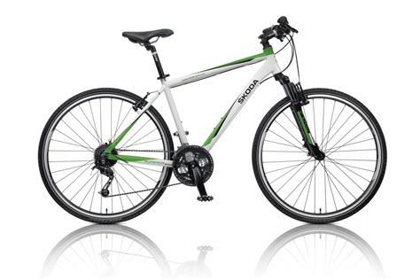 skoda launches new motorsport themed bicycle lineup for 2012