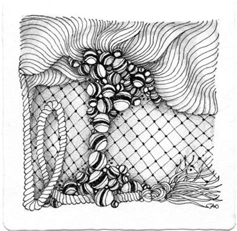 zentangle pattern enyshou 17 best images about zentangle art tangles quot s quot on