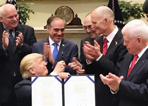 www house gov florida florida governor va director attend white house bill signing health news florida