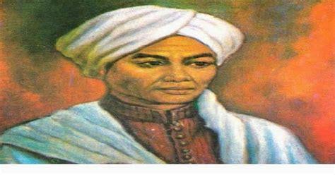 biography pahlawan diponegoro biografi pangeran diponegoro biography of pangeran