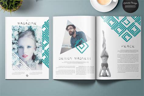 layout majalah simple lemo magazine kahuna design source for graphic designers