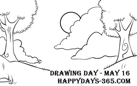 1 Drawing A Day by National Drawing Day May 16 2018 Happy Days 365
