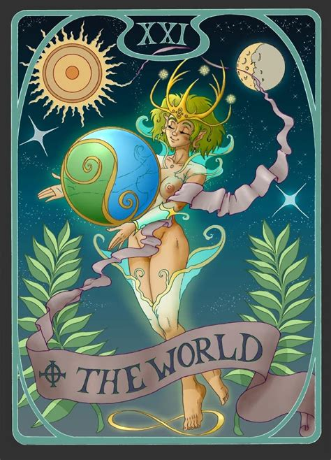 card world 17 best images about the world tarot card on