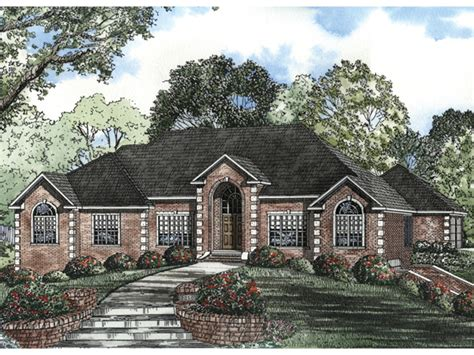 brick home floor plans brick vector picture brick ranch house plans