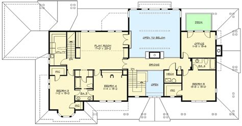 master up floor plans master or up luxury craftsman 23300jd architectural designs house plans
