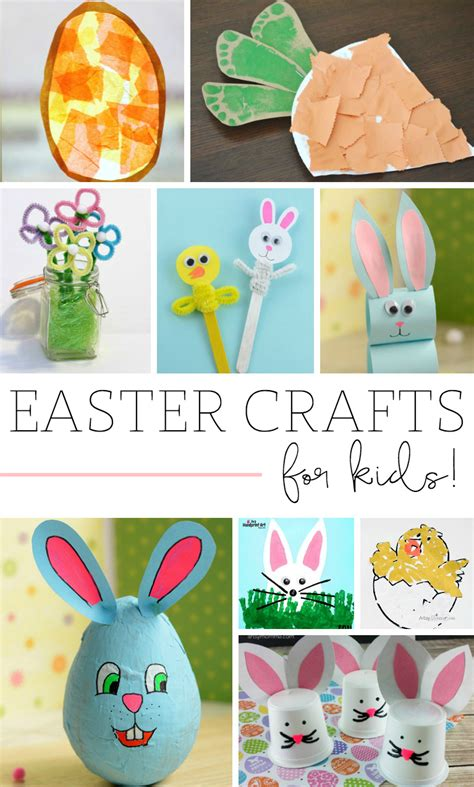 easter ideas 2017 easter crafts for kids