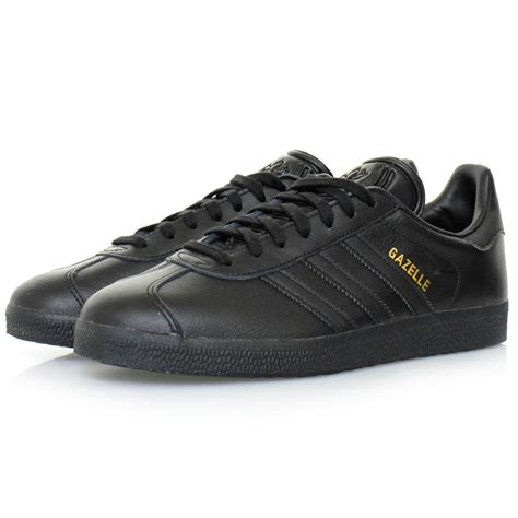 adidas leather shoes adidas originals gazelle leather black leather shoes
