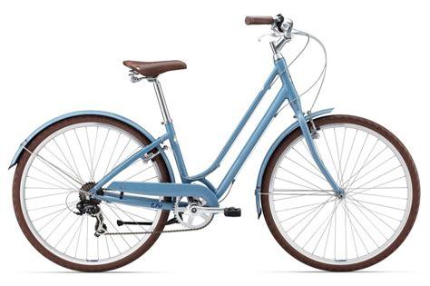 giant comfort bike reviews giant liv flourish 3 womens hybrid bike 2015 163 319 2