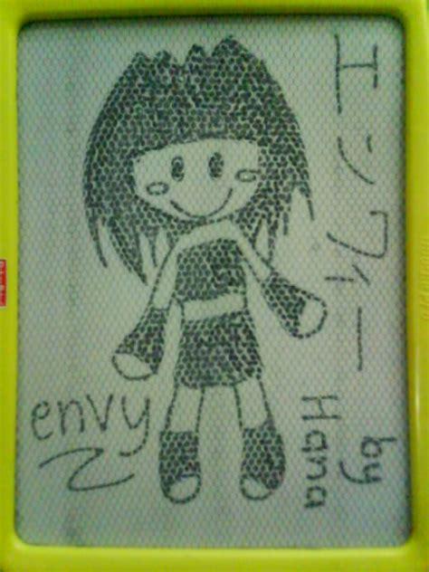 doodle envy chibi envy doodle thingy by flowerbanana on deviantart