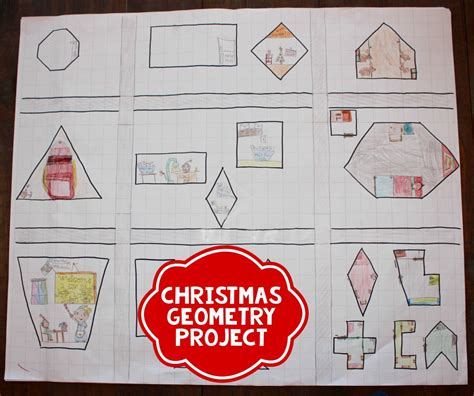 christmas ornament math project geometry project ashleigh s education journey
