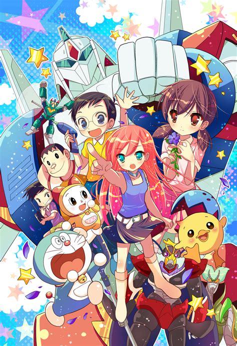anime doraemon riruru doraemon zerochan anime image board