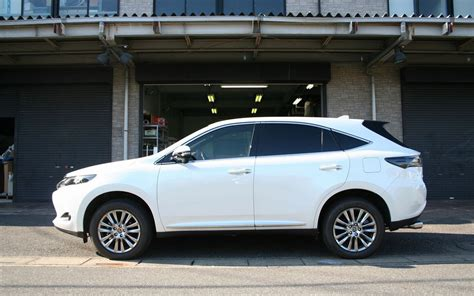 toyota 4wd comparison toyota harrier 2015 4wd hybrid vs toyota