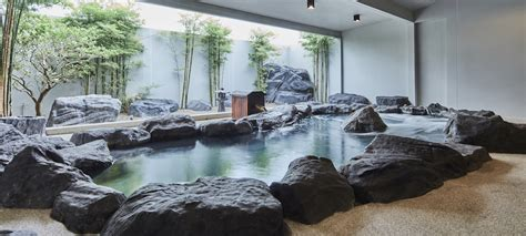 Onsen Spa by Experience Onsen At Serenity Hotel Serenity Hotel Onsen