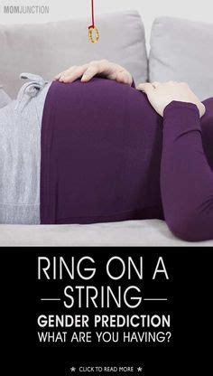 ring swing gender test 1000 ideas about gender prediction test on pinterest