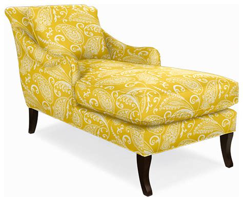 daybeds and chaises charleston chaise imperial paisley sun contemporary indoor chaise lounge chairs by company c