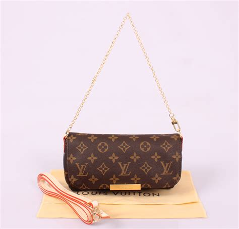 Jual Tas Lv Louis Vuitton Mm Damier Ebene Mirror Quality 1 1 Origina 3 premier louis vuitton monogram canvas favorite mm m40717