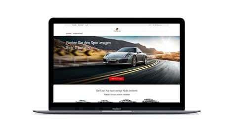 Porsche Vehicles by Porsche Finder Vehicle Search Tool Now Available