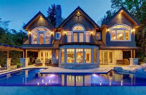 log home mansions beautiful log cabin mansion if only pinterest