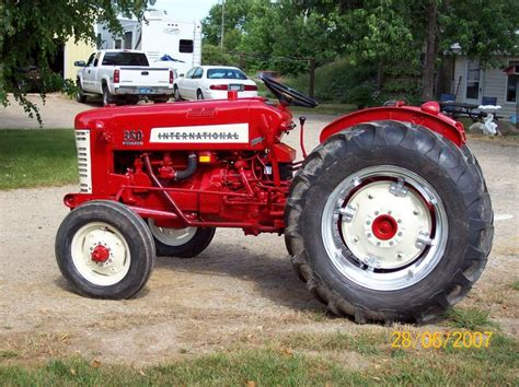 farmall a paint color yesterday s tractors