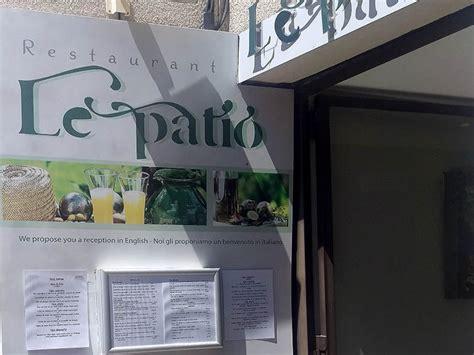 Le Patio Greoux Les Bains by Restaurant Le Patio 224 Gr 233 Oux Location 224 Gr 233 Oux