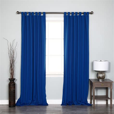 Blaue Gardinen by Curtain Amazing Blue Window Curtains Royal Blue Curtains