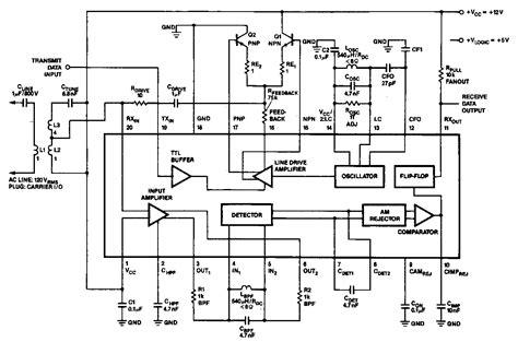 modem circuit diagram image gallery modem schematic