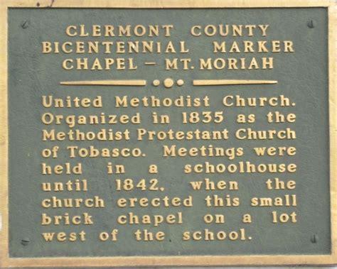 618 mount moriah drive cincinnati oh 45245 mt moriah historical marker