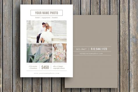 Free Photography Marketing Templates by Great Marketing Templates For Photographers Deals