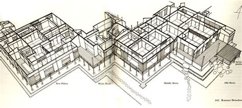 Gropius House Floor Plan by 17 Best Images About Katsura Imperial Villa On Pinterest