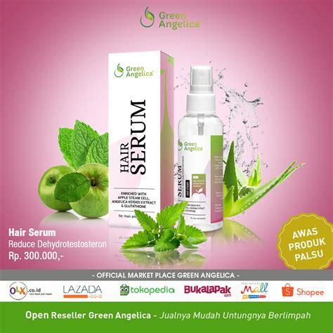 Vitamin Untuk Rambut Rontok distributor green terbesar di indonesia