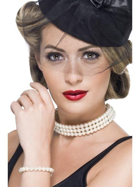 charleston ucesy sada perlov 233 šperky karnevalov 233 kost 253 my