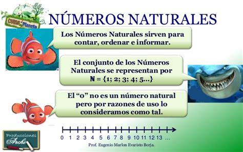 imagenes con numeros naturales los n 250 meros naturales material did 225 ctico para matem 225 ticas