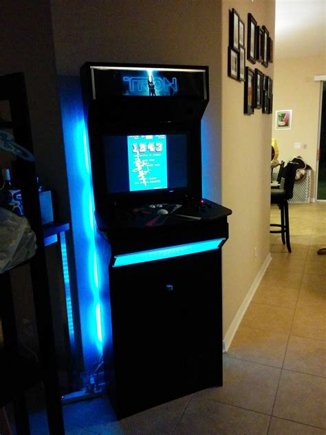 Thin Arcade Cabinet by Post Your Workstations 2016 Page 9 H Ard Forum