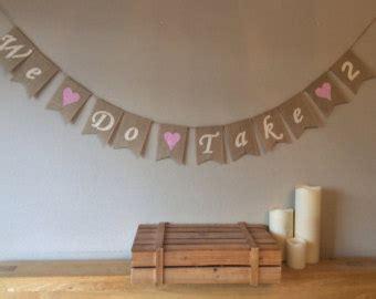 wedding vow renewal banner vow renewal decor etsy