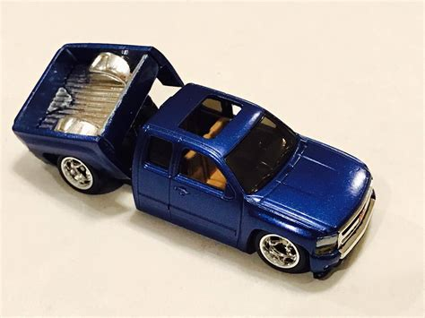 Hotwheels Custom how to make a tilt bed for your mini truck my custom hotwheels