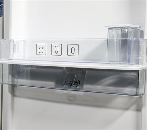 Fridge Freezers American Style No Plumbing by Buy Beko Asd241s American Style Fridge Freezer Silver Free Delivery Currys