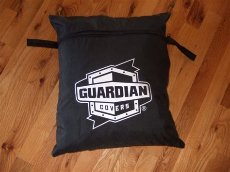 Waterproof Motorcycle Cover   Reviews, Alarm   Guardian