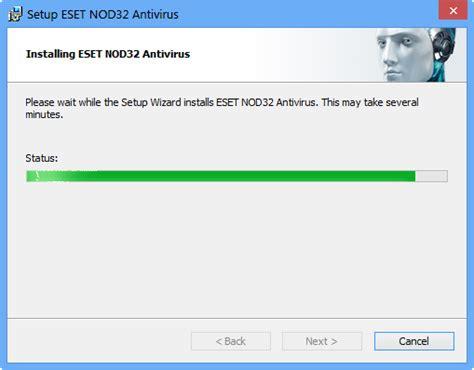 Jual Antivirus Eset Nod instalasi dan aktivasi eset nod32 antivirus versi 7