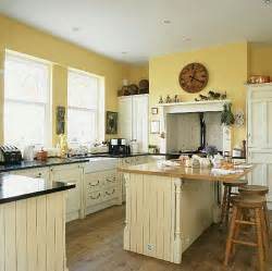 Kitchen Wall Colour Ideas New Home Interior Design Country Kitchens