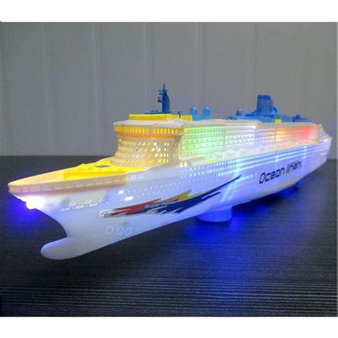 Kapal Boats Rc Sound Light get cheap cruise ship aliexpress alibaba