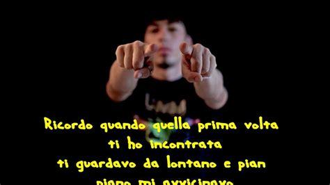 canzoni romantiche vasco slide il sapore di te rap italiano 2012 testo