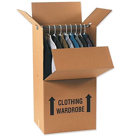 Packing Wardrobe Boxes by Office Depot Brand Wardrobe Moving Boxes 24 X 20 X 46 Pack Of 5 By Office Depot Officemax