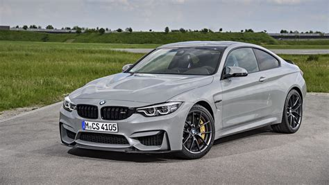 New Bmw M4 2018 by 2018 Bmw M4 Cs Review Top Speed