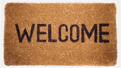 Welcome Home Mats by Welcome Mat Clipart Search New Home Templates