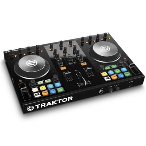 table mixage traktor instruments traktor kontrol s2 mk2 dj bundle at